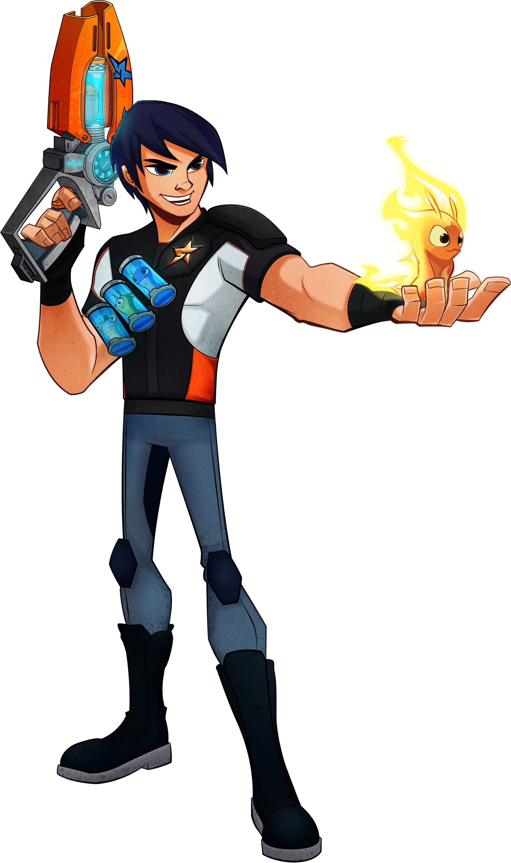 am very proud to join the Nerds and have no doubt Slugterra is ...