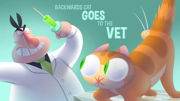 back-cat