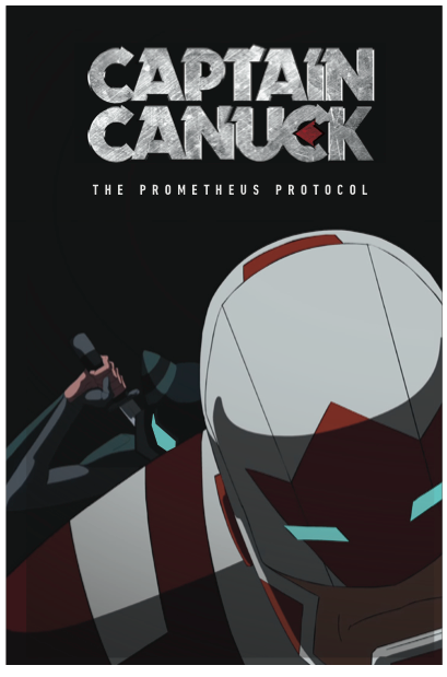 captain canuck animated series, animation news, animation blog