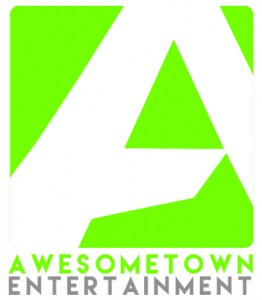 awesometown, logo, animation, canada