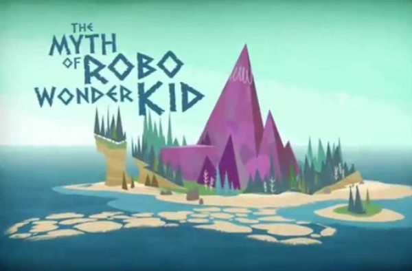 robo wonder kid animation nickelodeon