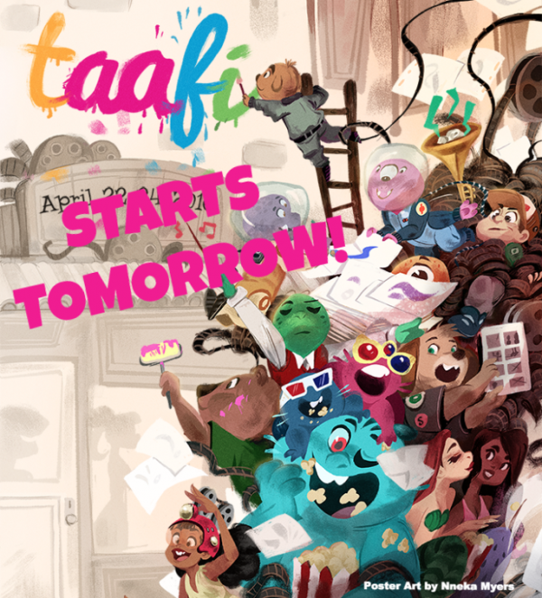 taafi 2016 animation toronto