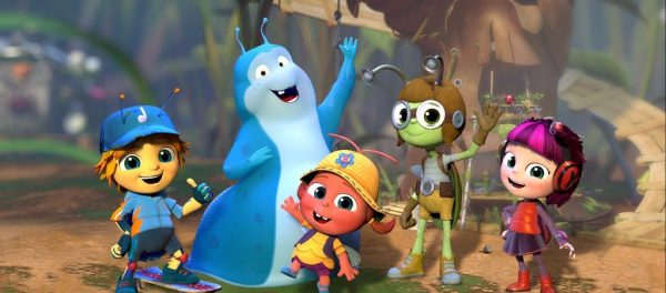 beat bugs, atomic cartoons