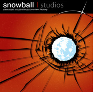 Snowball - logo, animation, canada, jobs